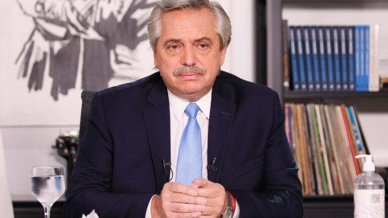 Alberto Fernández ratificó las clases virtuales en el AMBA hasta el 30 de abril