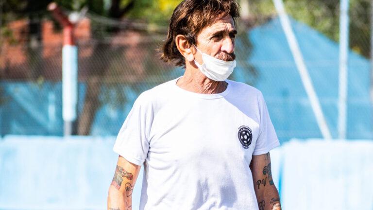 Pablo Vico, Brown de Adrogué.