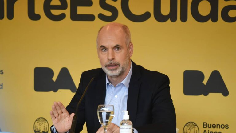 Horacio Rodríguez Larreta ahora sí aceptaría más restricciones por el Covid-19.
