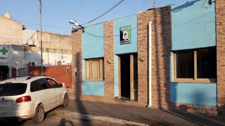 Furia de una vecina de Luzuriaga contra la Policía tras un robo