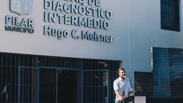 Nueva unidad de Diagnóstico en Presidente Derqui