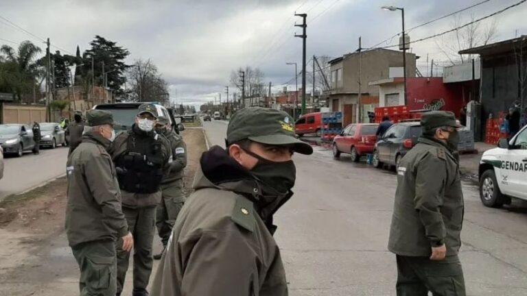 Gendarmería en el Conurbano contra la inseguridad