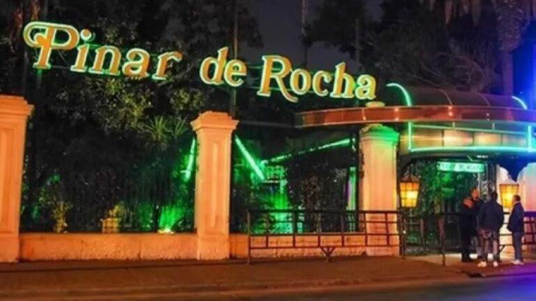 Fiesta en Pinar de Rocha, en Ramos Mejía