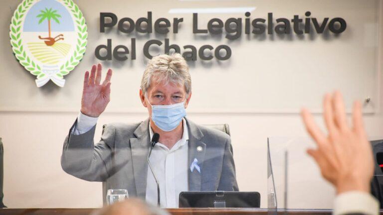 El gobierno de Chaco logró un fuerte respaldo legislativo para la compra de vacunas contra el Covid-19.