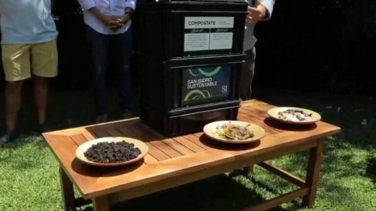 Plan Compost Hogares San Isidro