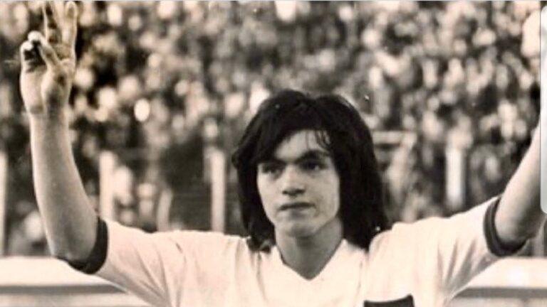 El Indio Gómez, ídolo de Quilmes, fallecido como consecuencia del Covid-19 en el Hospital El Cruce de Florencio Varela.