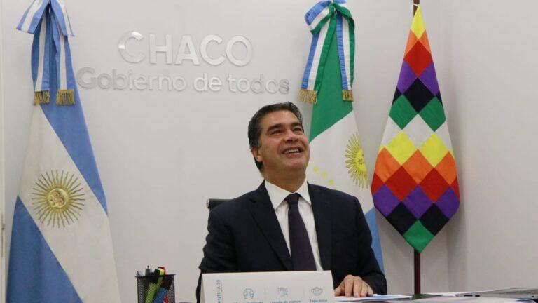 Jorge Capitanich Reunión Gobenadores Norte Grande