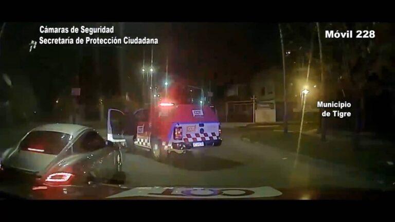 Nordelta Video Violencia de Género Porsche