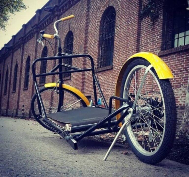 Lanús Invento Bicicleta Cinta Bicintacleta