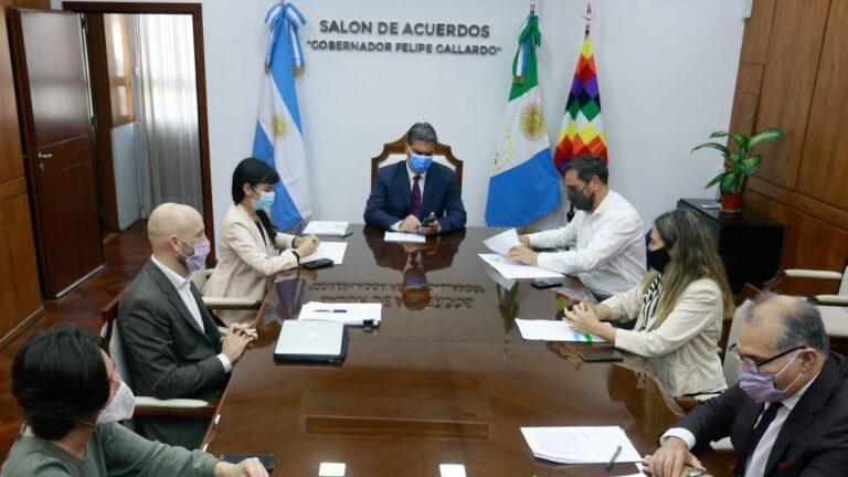 El senador Antonio Rodas ponderó los proyectos ambientales que se pondrán en marcha en Chaco