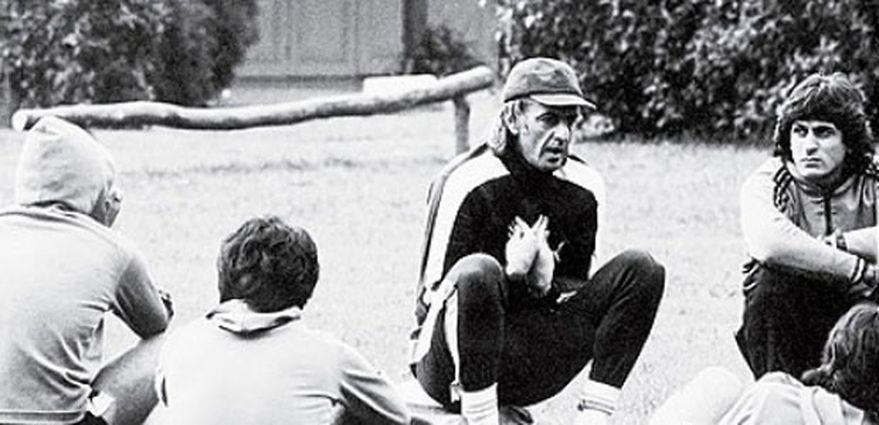 Natalio Salvatori: futbolista, pelotari, empresario y dueño del predio donde Argentina se preparó para ganar el Mundial 78.