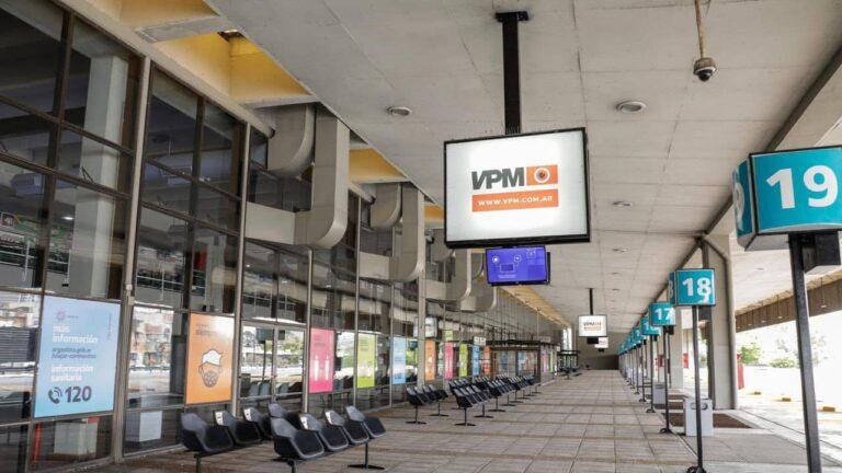 Retiro Terminal Ómnibus Reinaguración