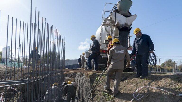 San Isidro Obra Púerto Parque Público Posse