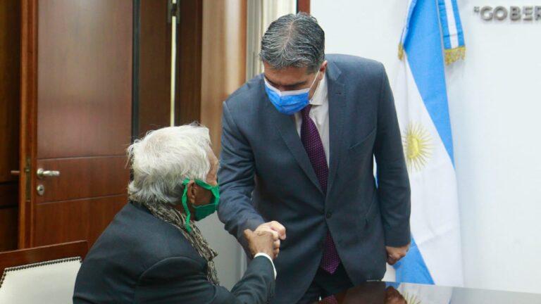 Jorge Capitanich informó que Chaco será querellante en la causa que investiga la muerte del joven qom Josué Lago