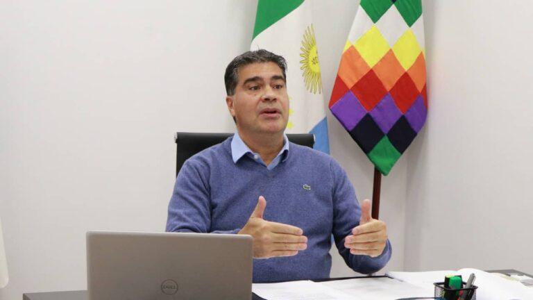 Jorge Capitanich pidió que la Hidrovía ayude a las economías regionales.