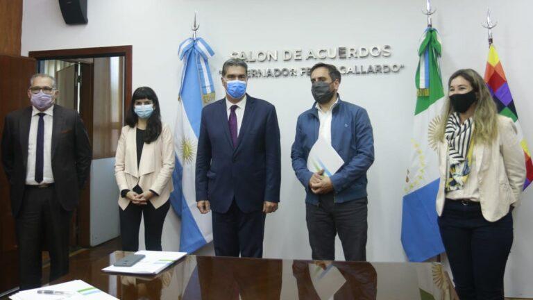 Chaco y la Nación avanzaron en la concreción de proyectos ambientales clave para la provincia
