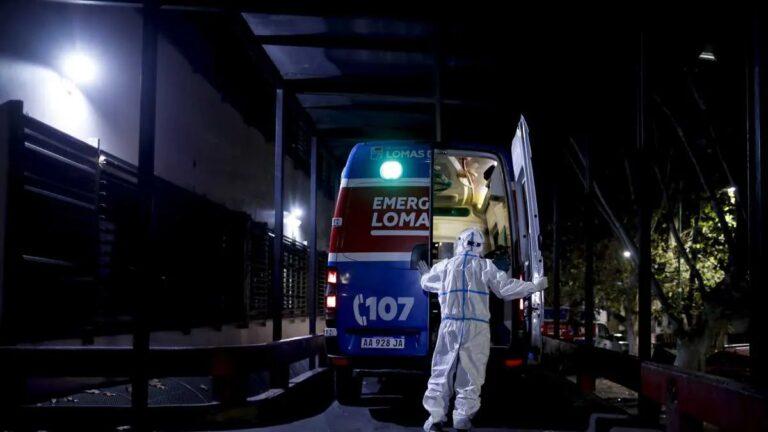 Covid-19: se registró en Lomas de Zamora la primera muerte en el país por el hongo negro