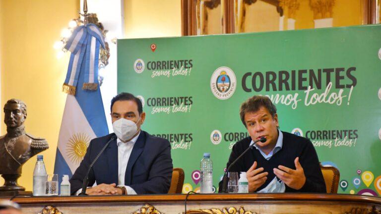 Corrientes Encuentro Gustavo Valdés Facundo Manes