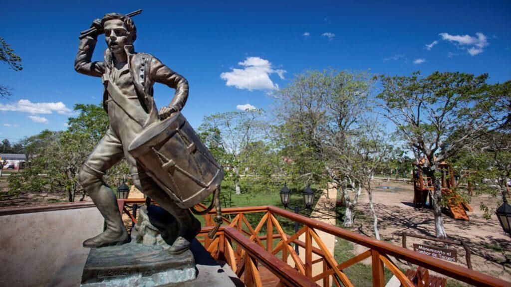 Corrientes Concepción del Yaguareté Cora Turismo