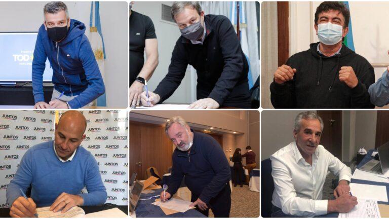 Intendentes y ex jefes comunales que salen a la cancha en las elecciones legislativas