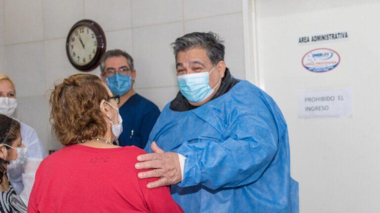 Mario Ishii Se Agravó Cuadro Salud Covid Intendente José C. Paz