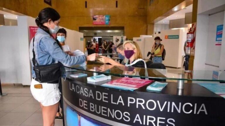 Vacunación Covid Casa Provincia Buenos Aires