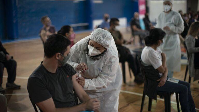 Vacunas Covid Capital Federal Mayores 18 Años