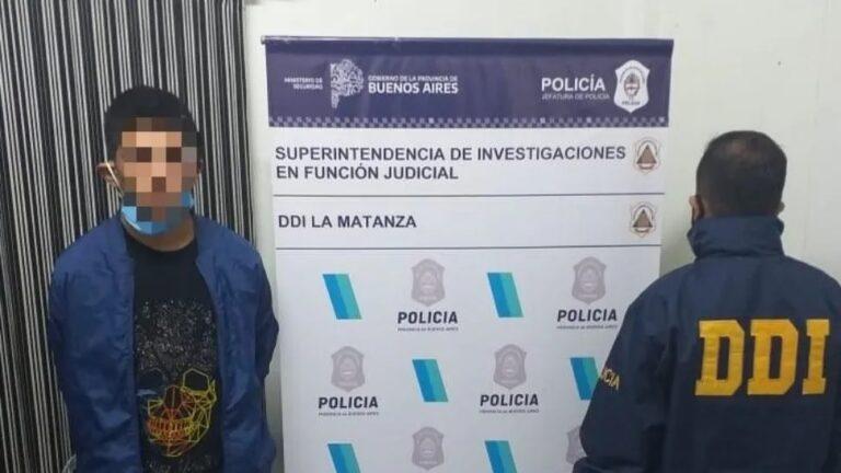 Remisero Condenado Crimen Policía Villa Madero La Matanza