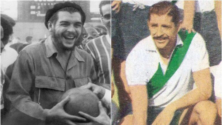 El ídolo futbolero del Che Guevara: goleador histórico de Banfield y jugador de Brown de Adrogué.