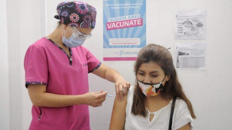 Covid-19: expectante por sumar pronto a menores, la Provincia superó los 9 millones de vacunados