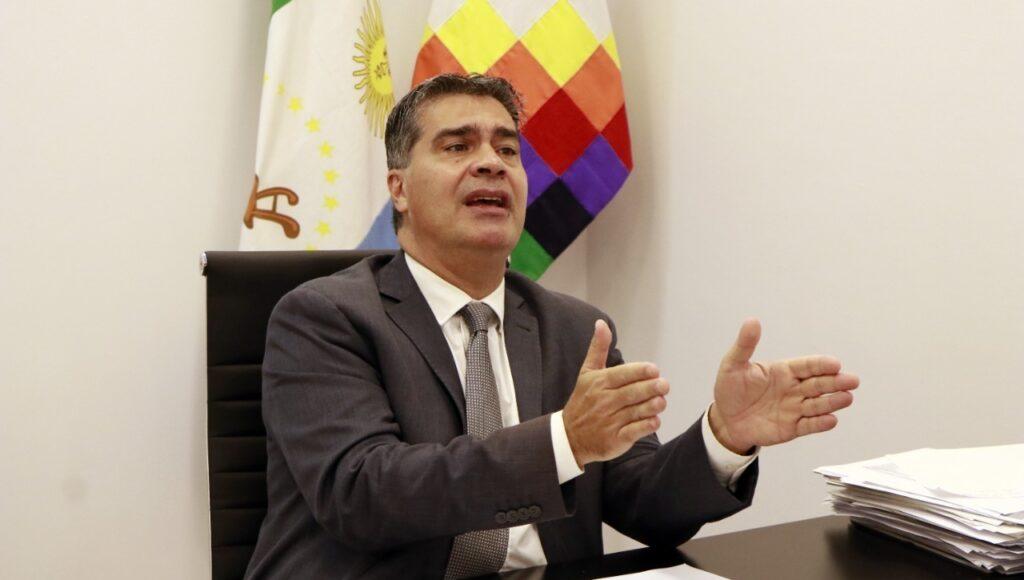 Algodón Chaco Jorge Capitanich