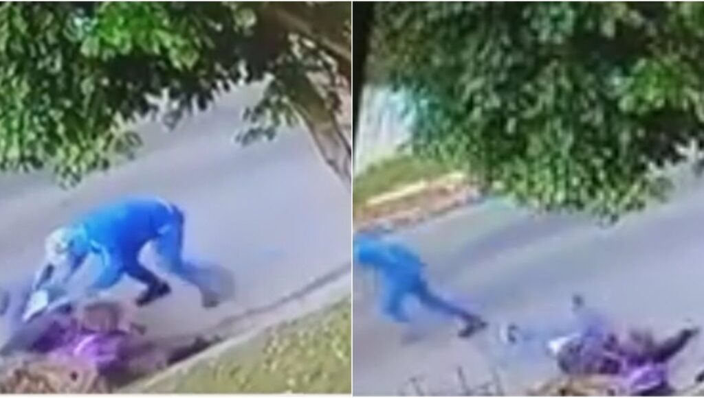 Violento ataque a una maestra en Remedios de Escalada: la tiran contra el asfalto para robarle la bicicleta
