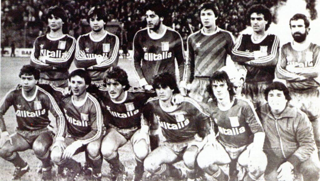 Deportivo Italiano y un histórico ascenso a Primera en 1986.