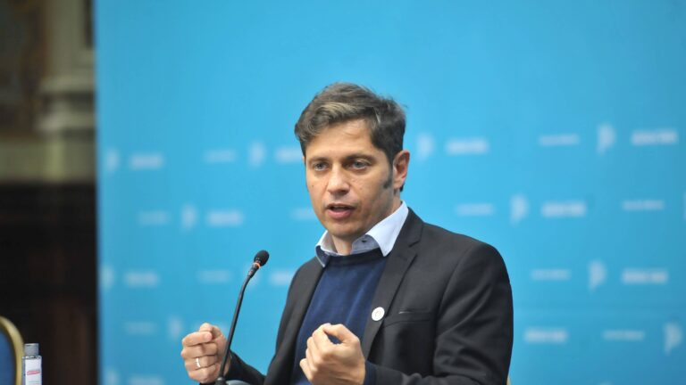 Axel Kicillof Provincia Beneficio Monotributistas