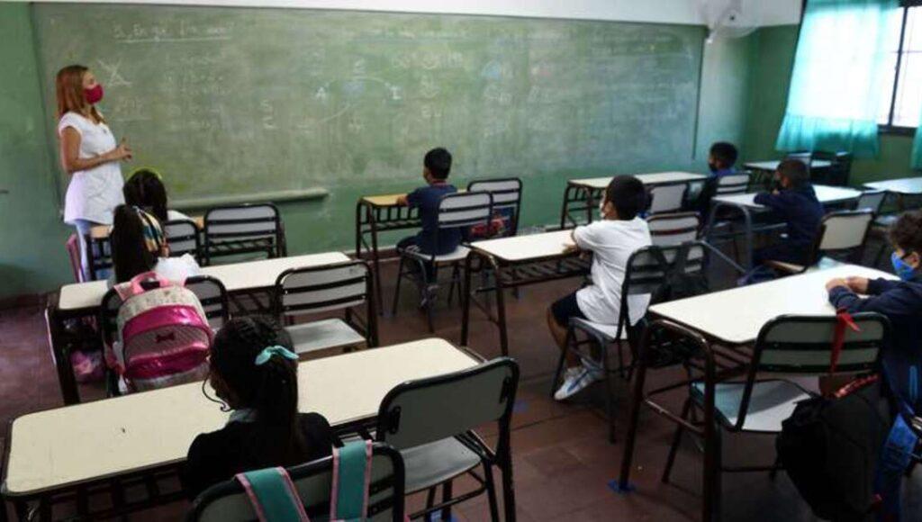 Provincia Presencialidad Plena Escuelas