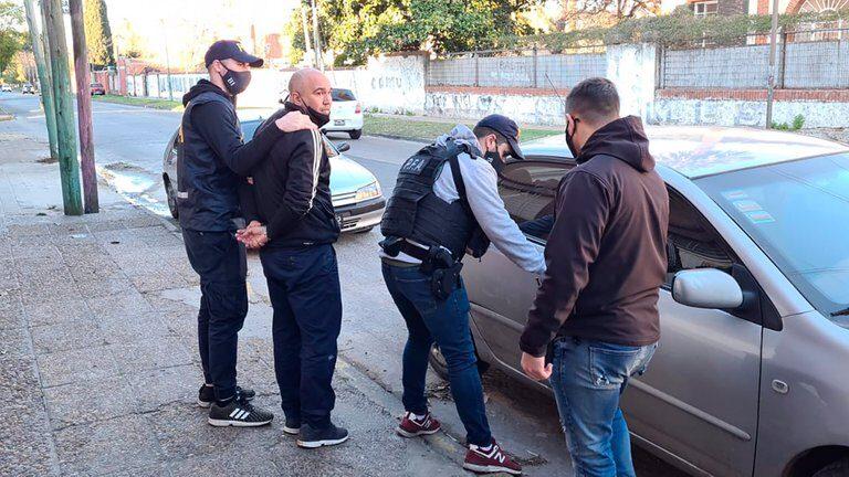 DT Detenido Quilmes Abuso Fiesta Jugadores Vélez