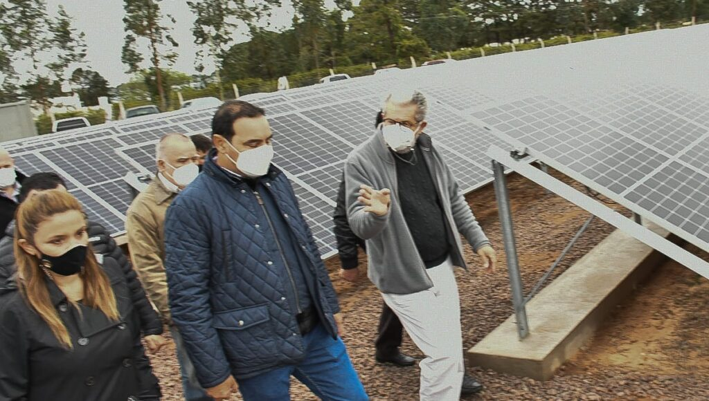 Energía solar en Corrientes