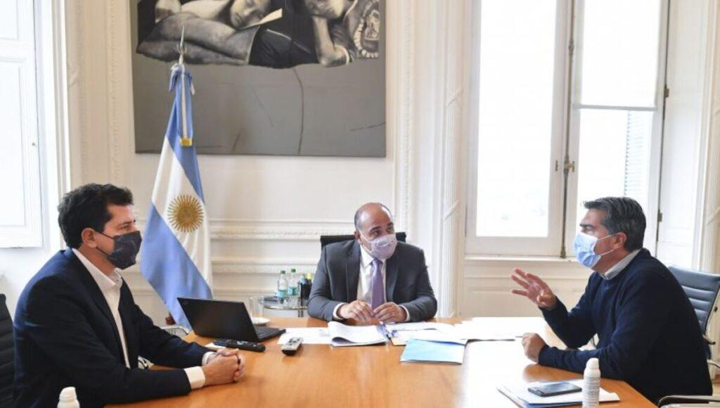 Chaco Jorge Capitanich Encuentro Gobierno