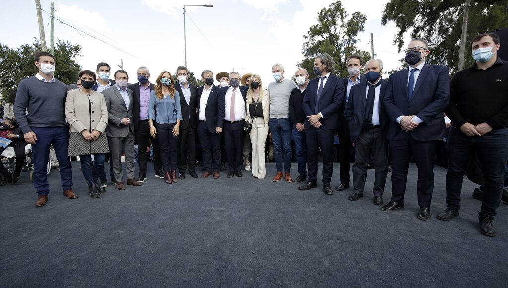 La reacción en la crisis del Gobierno mostró fisuras entre los intendentes del Frente de Todos