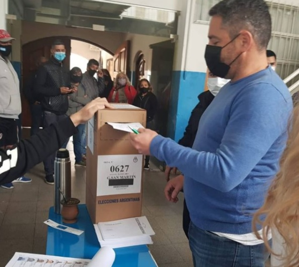 Andrés Petrillo San Martín PASO 2021 Concejal Candidato
