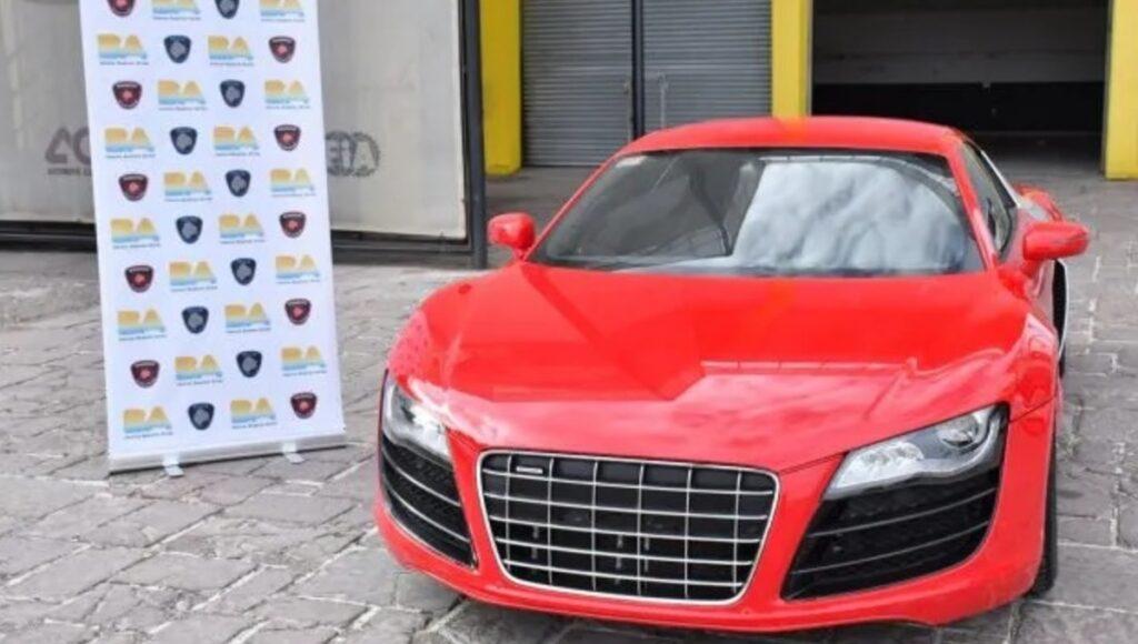 Audi R8 Subasta Capital Trompos