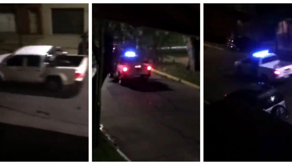 Infernal balacera en Banfield: ladrones se enfrentan a los tiros con policías que frustraron una entradera