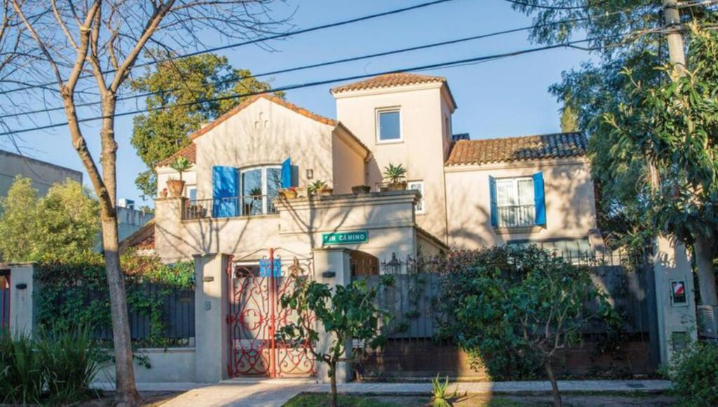 La casa de Juana Viale en San Isidro