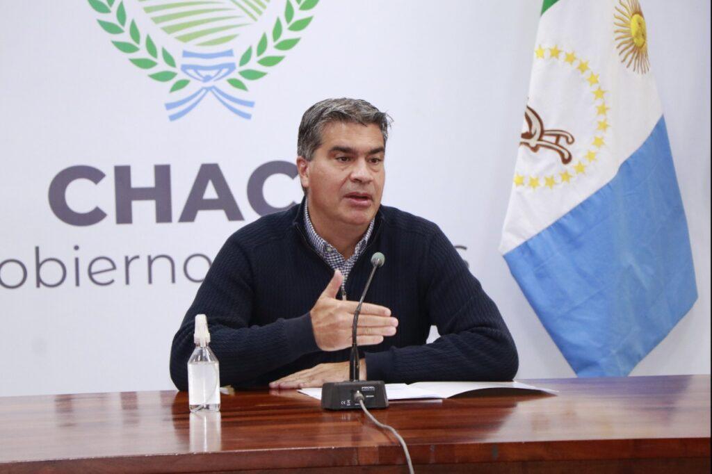 Chaco Inflación Agosto Jorge Capitanich