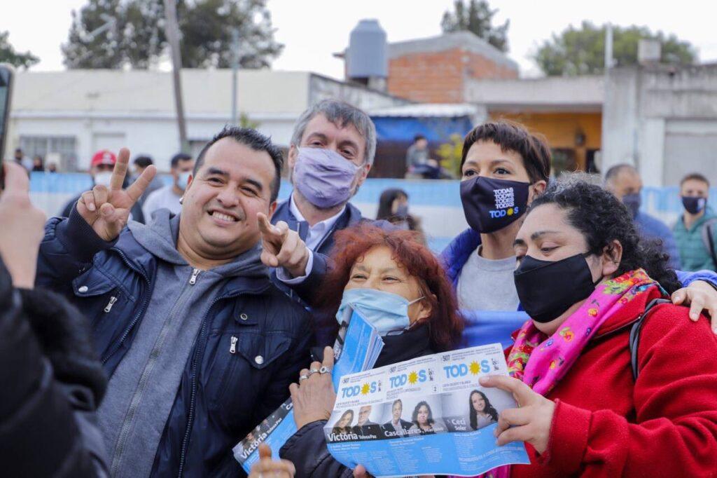 Cristina Kirchner Vecina Quilmes Llamado Máximo Marya Mendoza