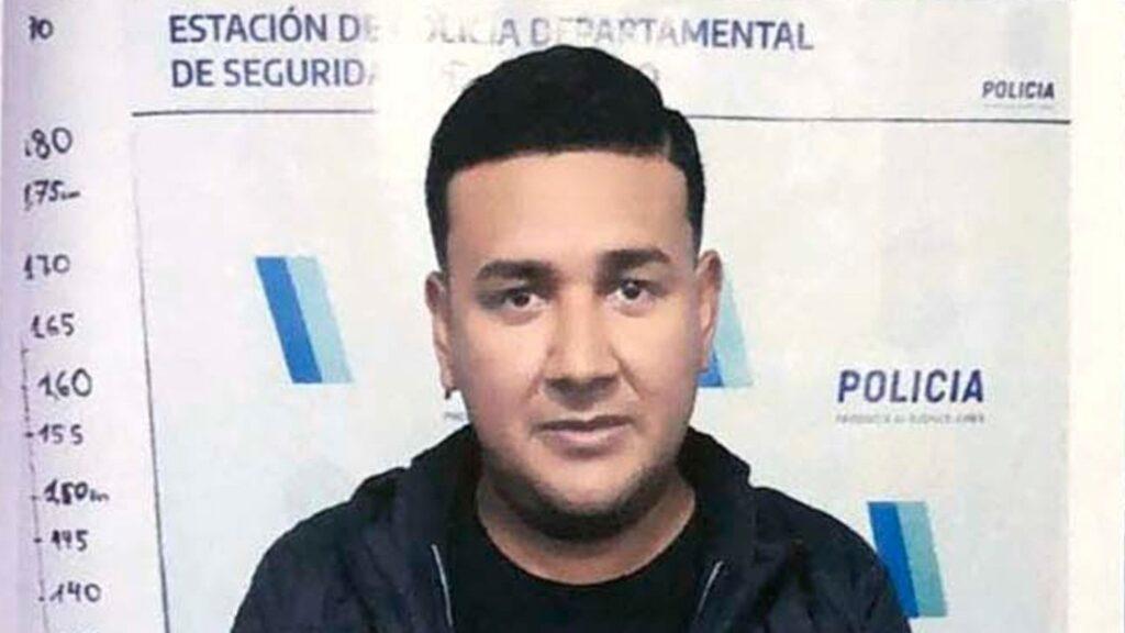 Diego Maradona Secretario Detenido Boulogne