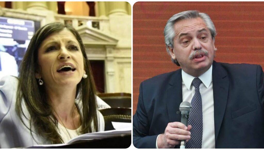 Fernanda Vallejos Alberto Fernández Audios