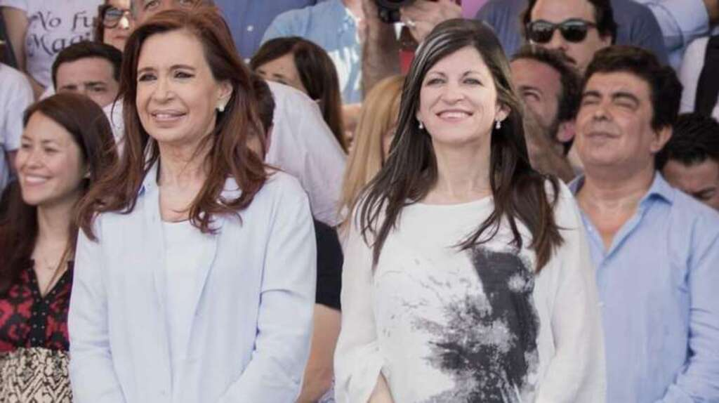 Fernanda Vallejos Cristina Kirchner Audios