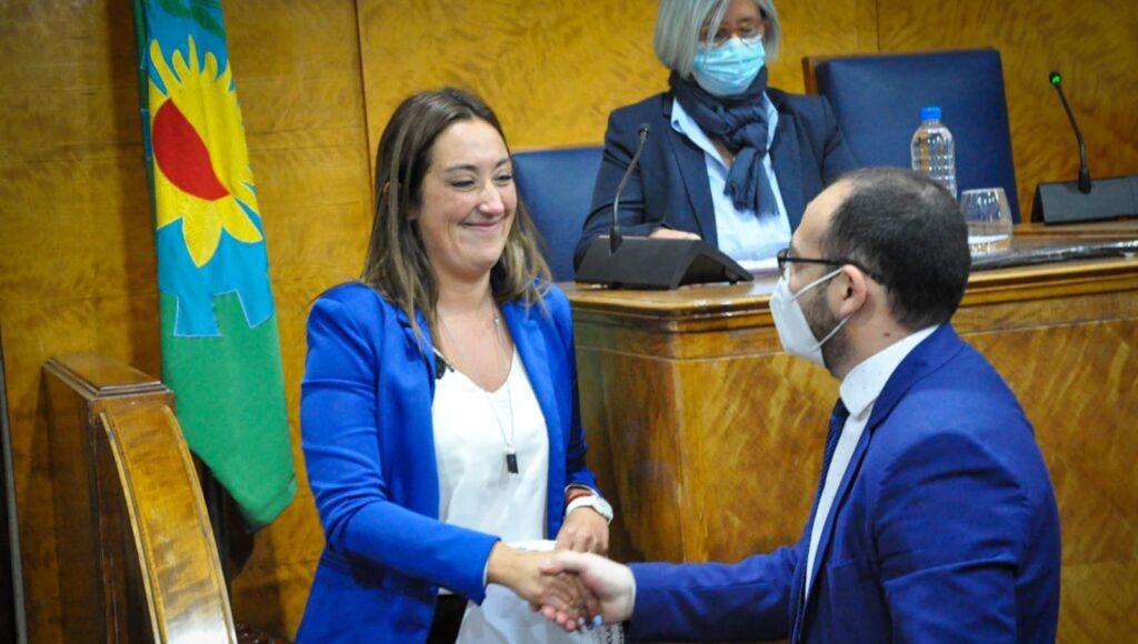 Marina Lesci, la presidenta de un club de barrio que se convirtió en intendenta de Lomas de Zamora