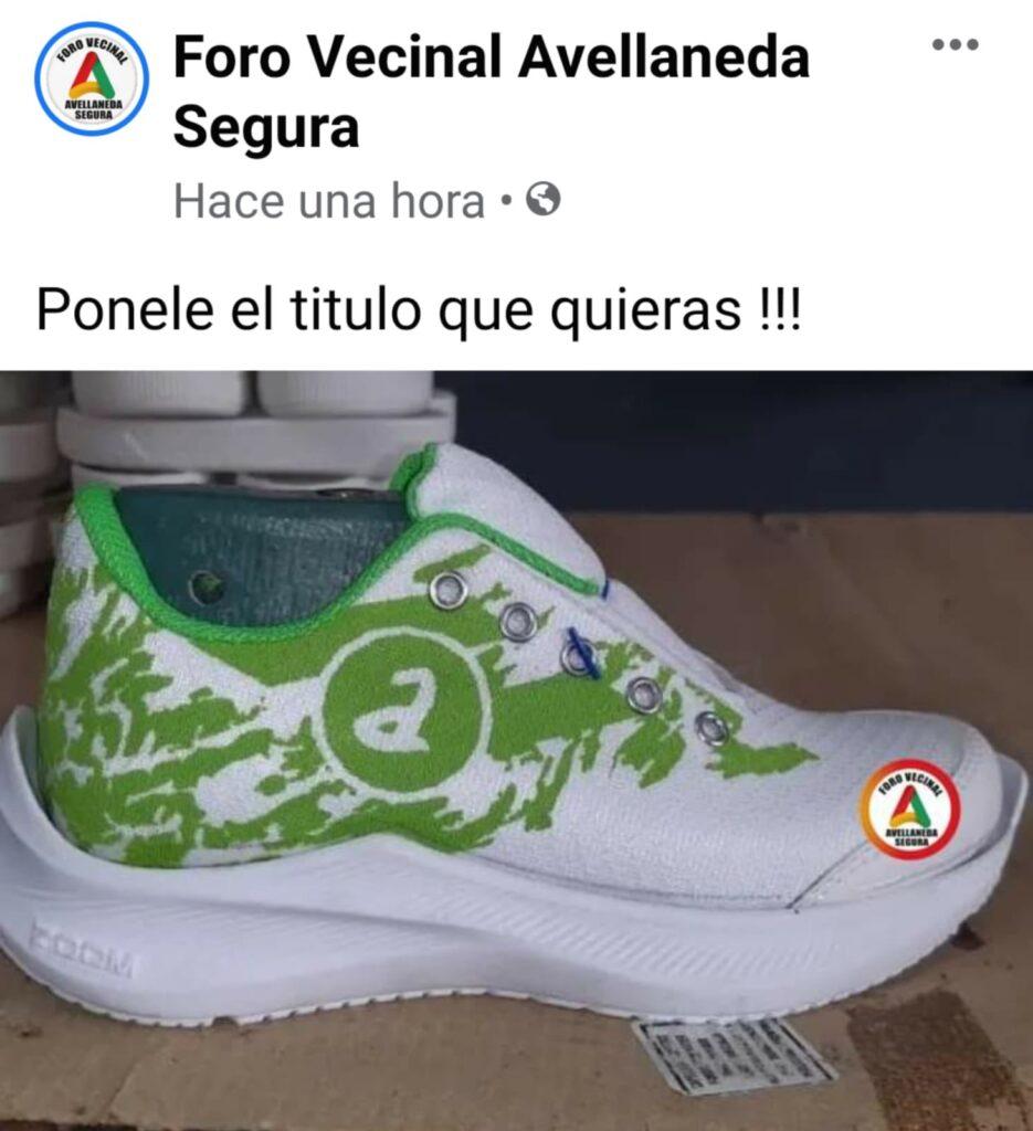 Regalan zapatillas y bicicletas en Avellaneda: la oposición acusa al Municipio de hacer clientelismo
